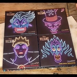 COLOURPOP VILLAINS HIGHLIGHTER BUNDLE